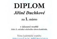 Diplom-Duchková-Tábor 2013